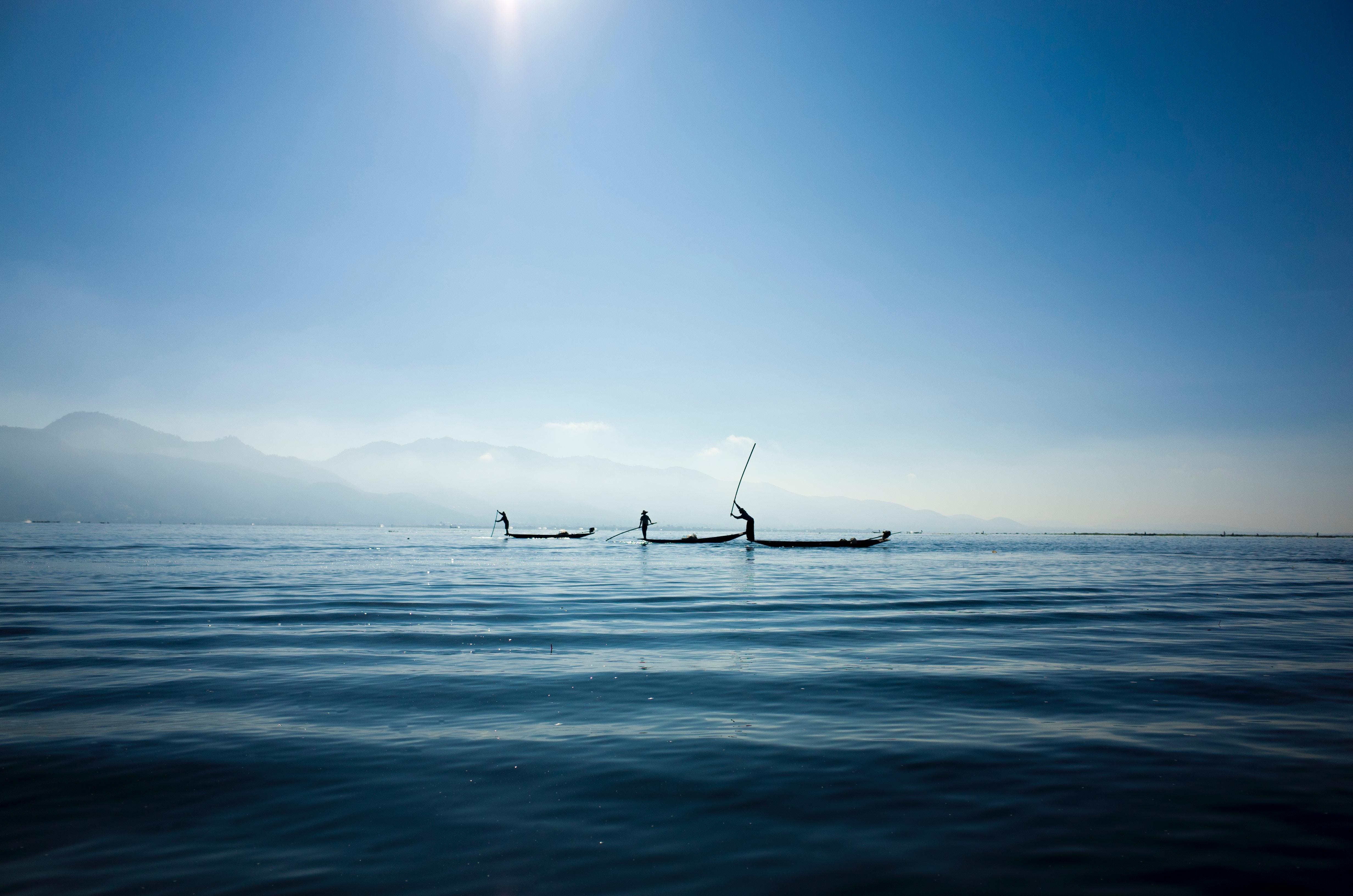 Birmanie : les fêtes du lac Inlé