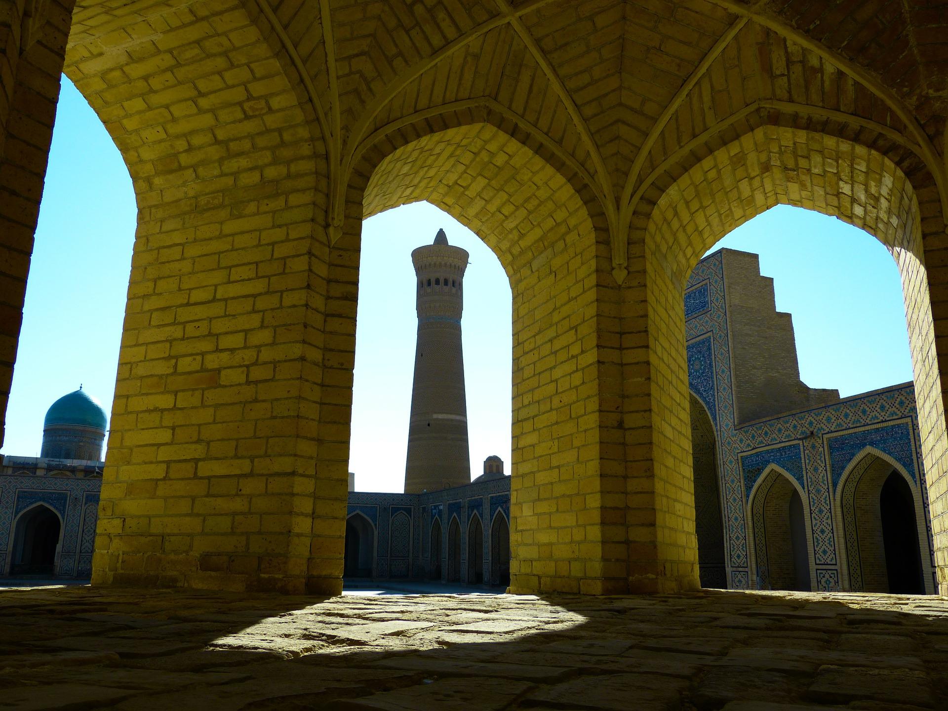 Ouzbékistan : les chemins de la soie