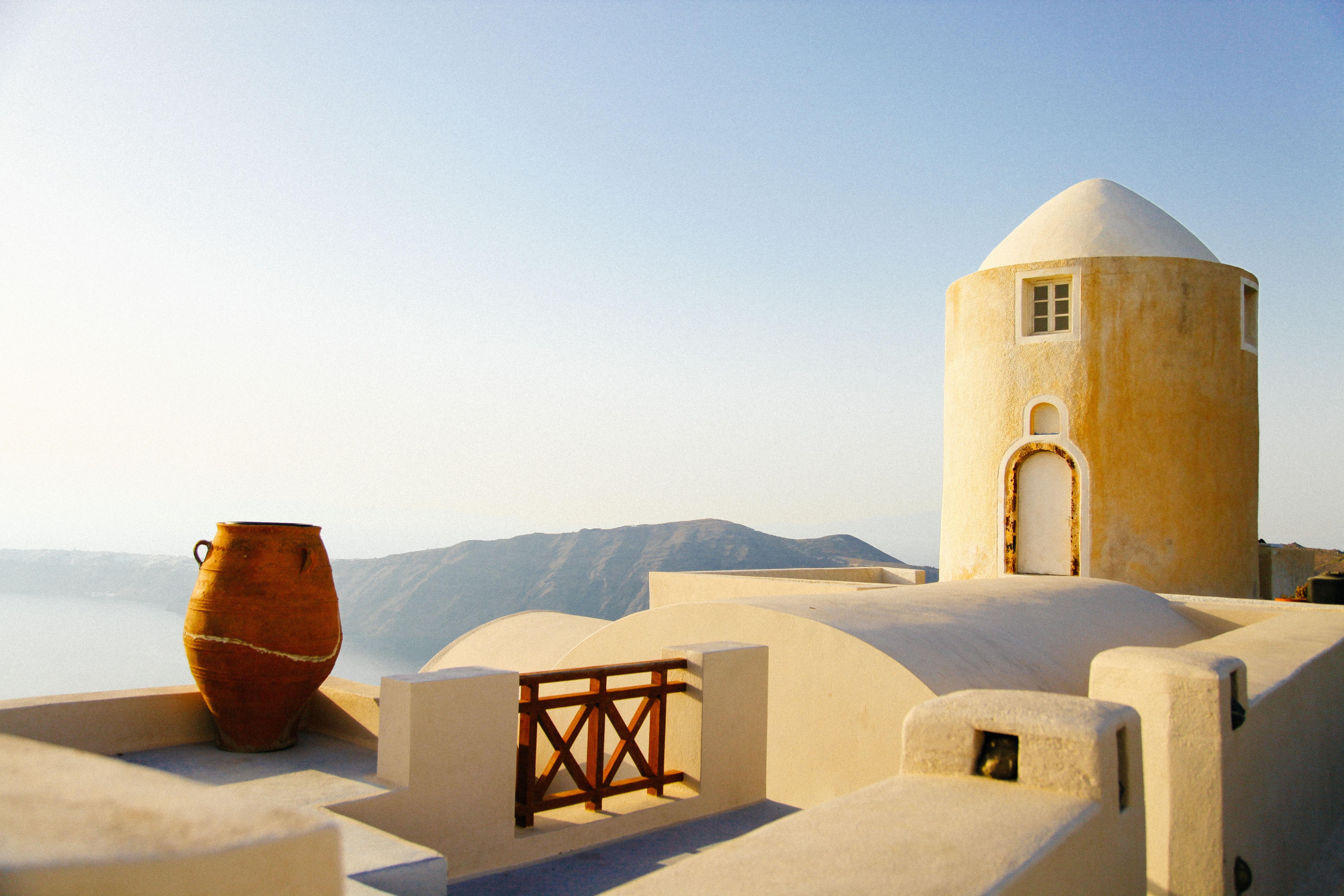Panorama sur la Grèce Continentale