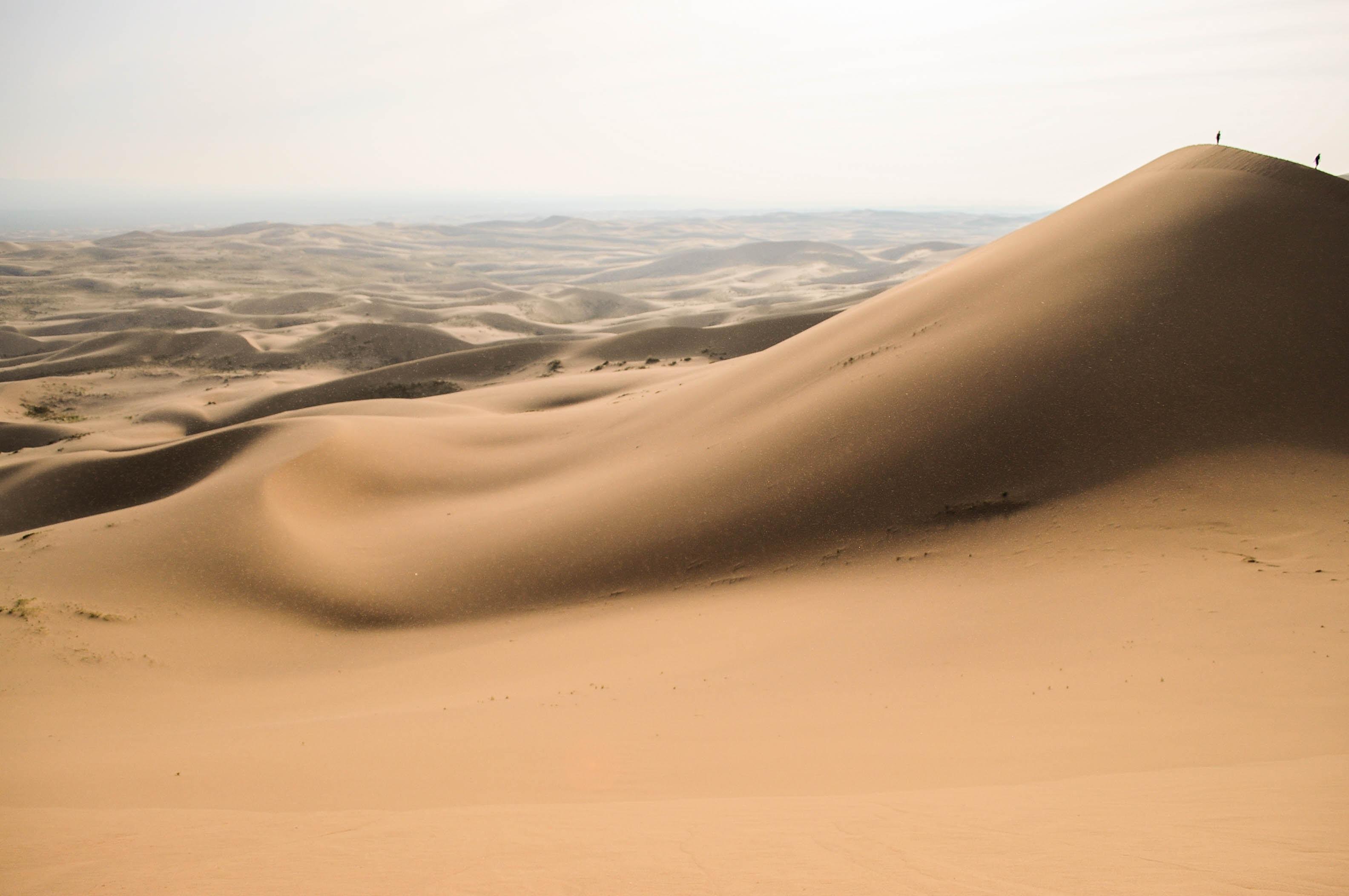 Mongolie : balade à travers le désert de Gobi