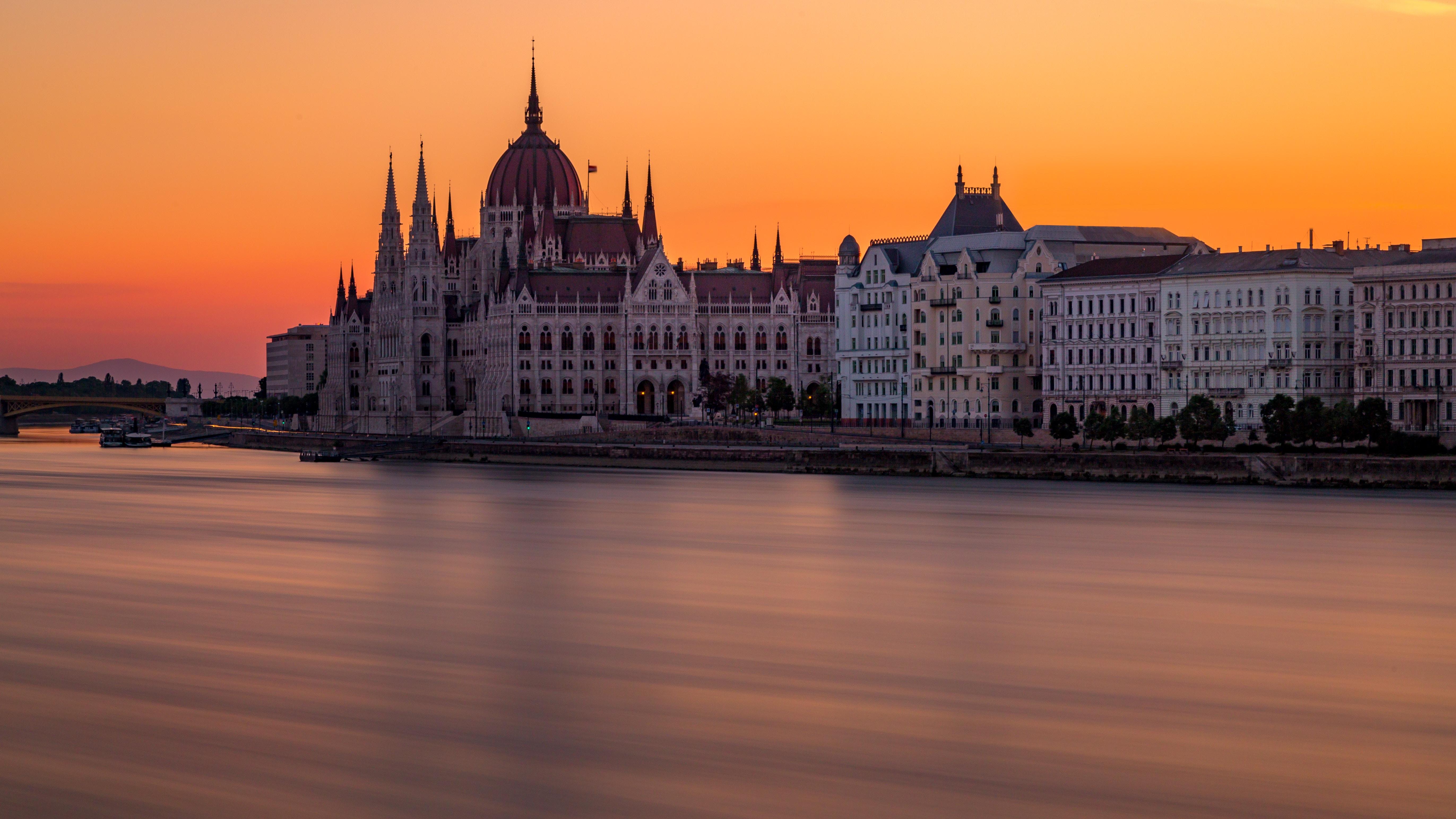 Réveillon de fin d'année à Budapest