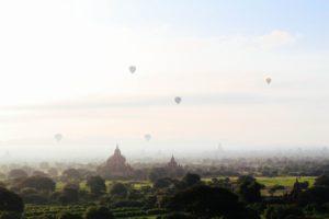 montgolfière birmanie myanmar agence de voyages phileas frog paris 17