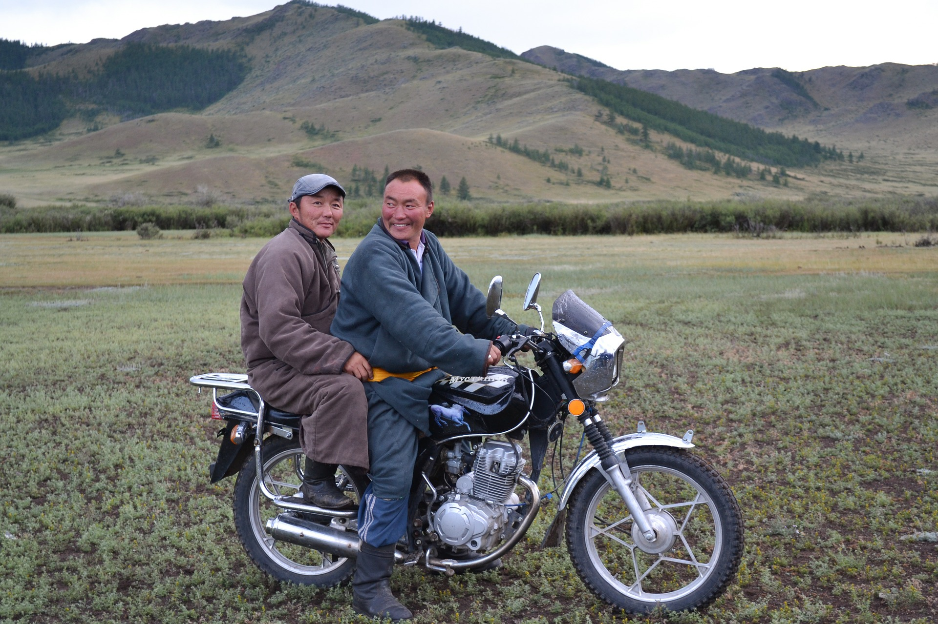Mongolie : à la découverte de la perle bleue