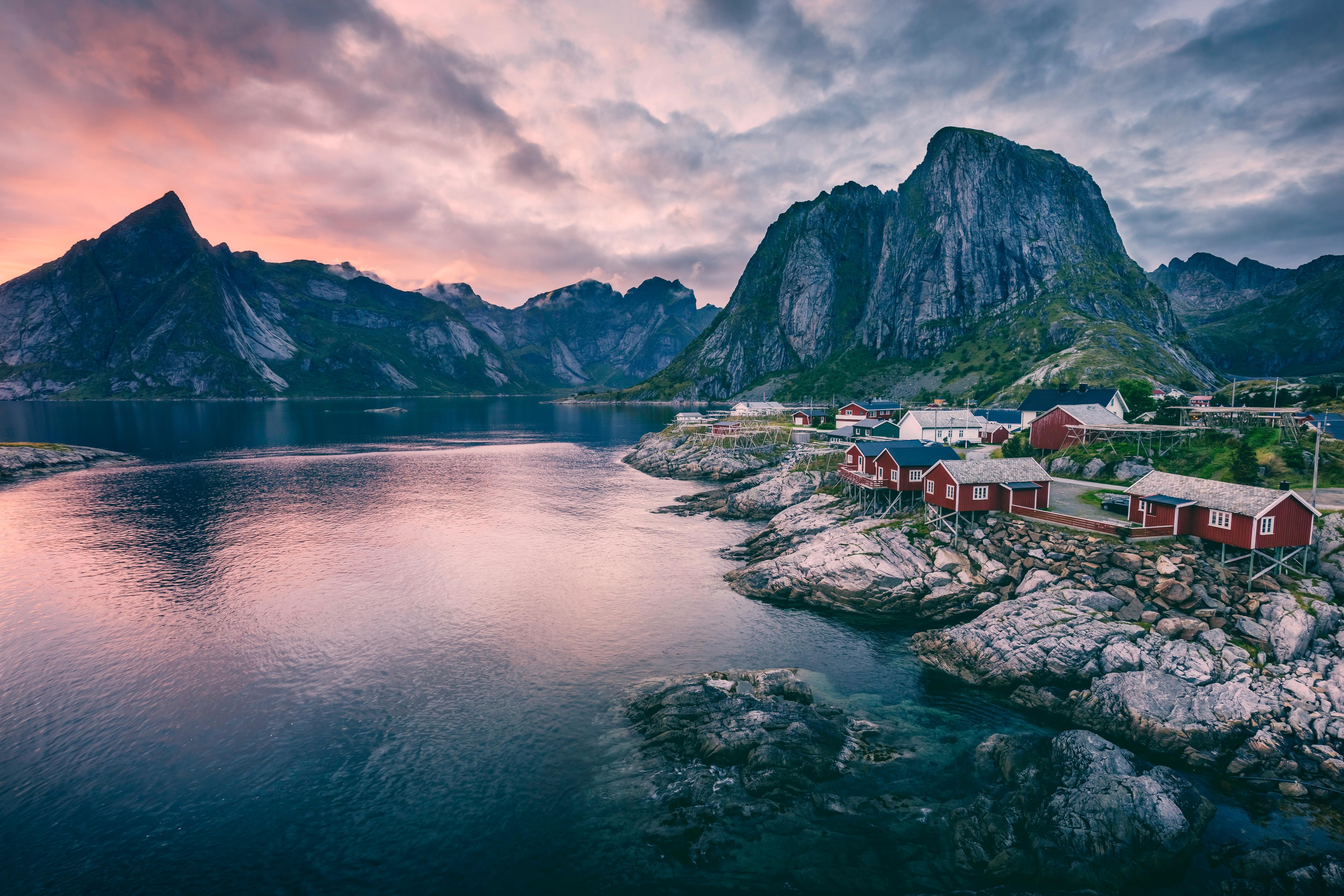 Croisière en Norvège : Spitzberg et les îles Lofoten