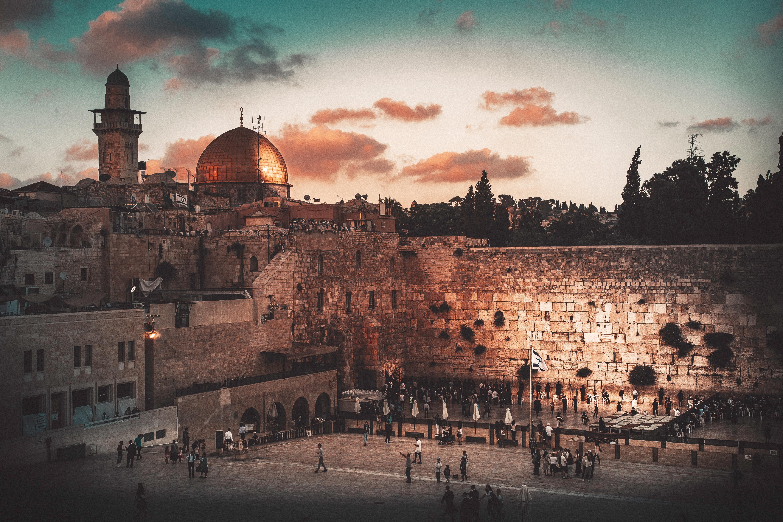 Jordanie/Israël/Palestine: de la Terre Sainte aux Cités Nabatéennes