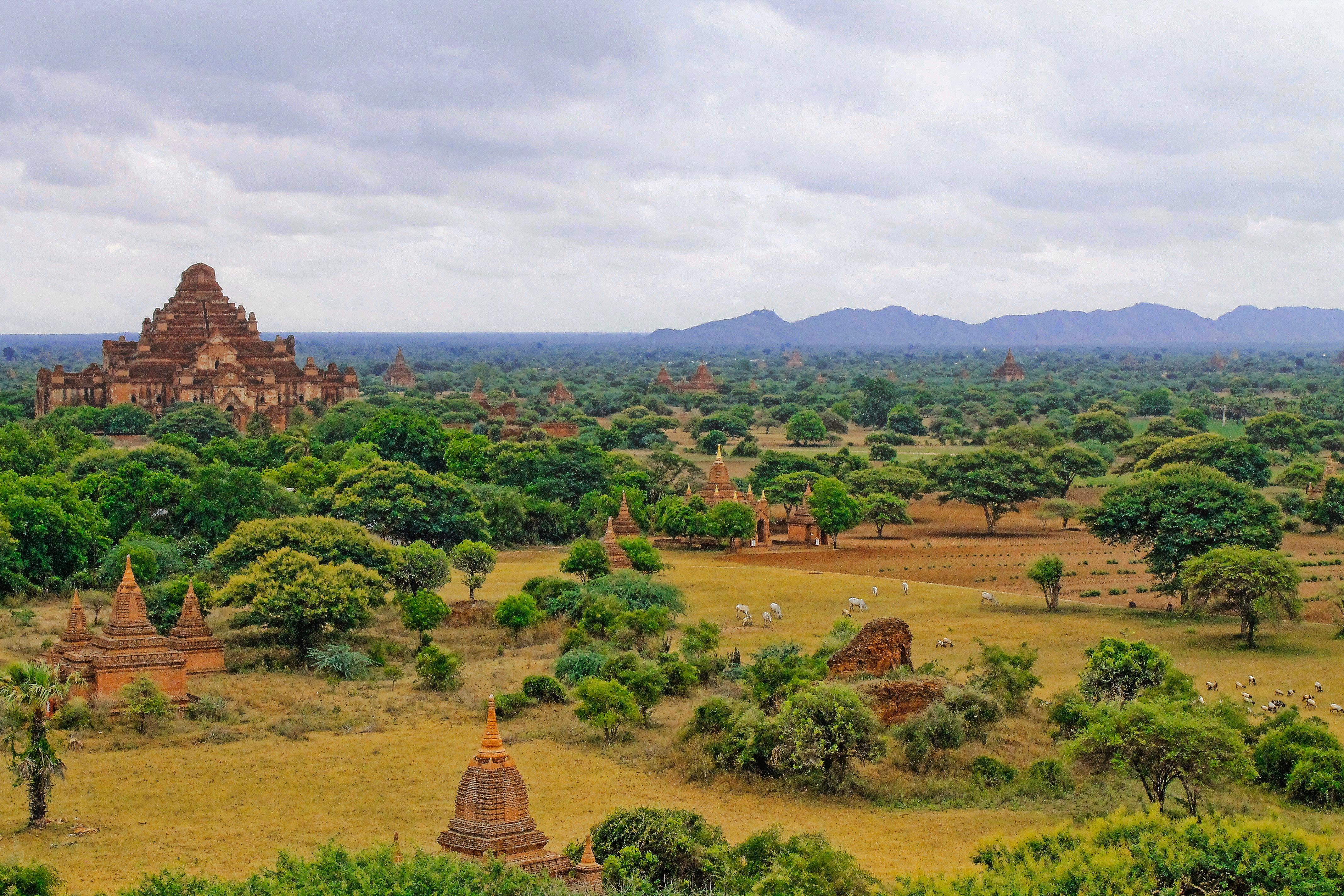 Birmanie : Birus-tram du voyage