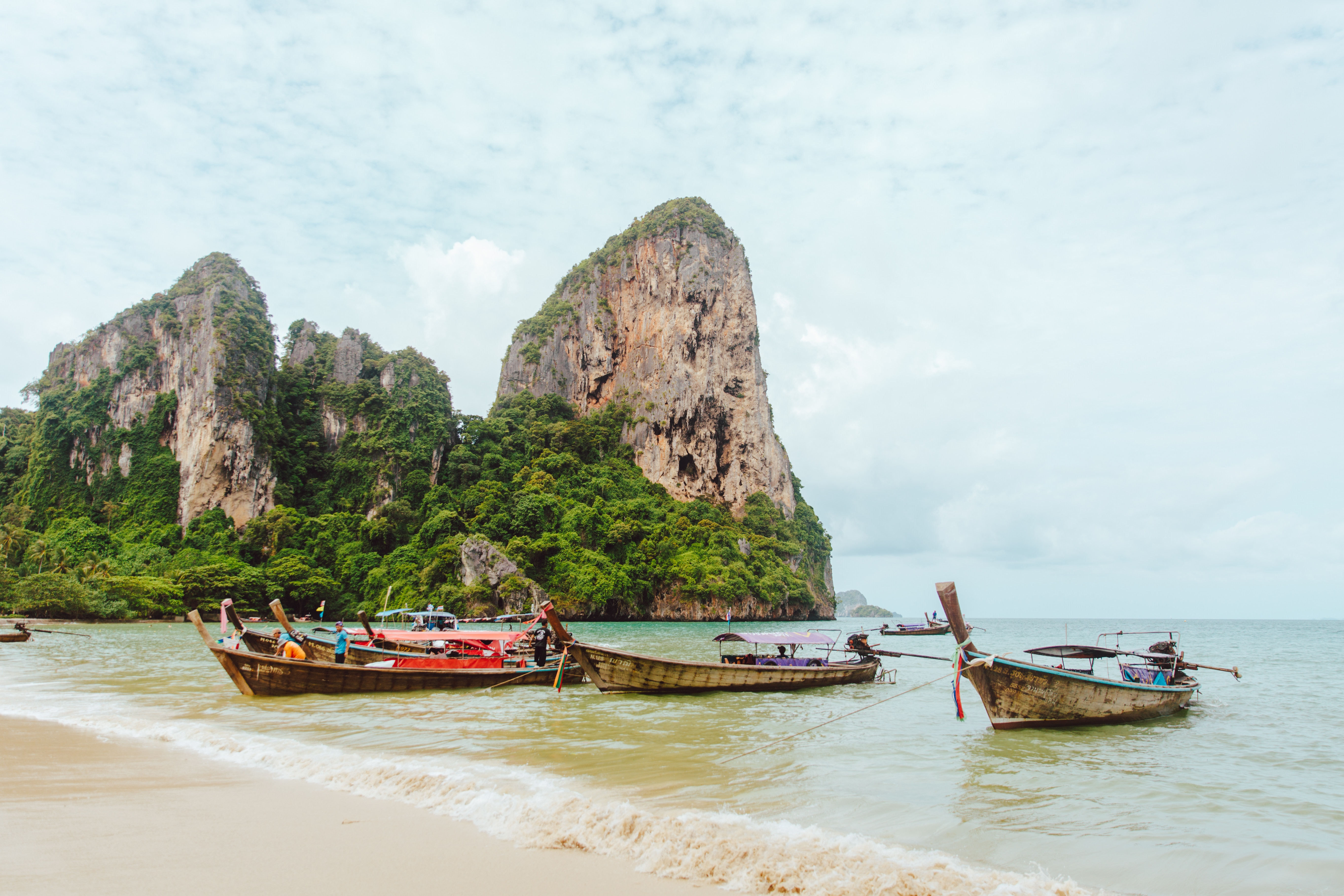 Thaïlande – Nature et tradition