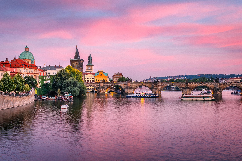 République Tchèque : Romances de Bohême