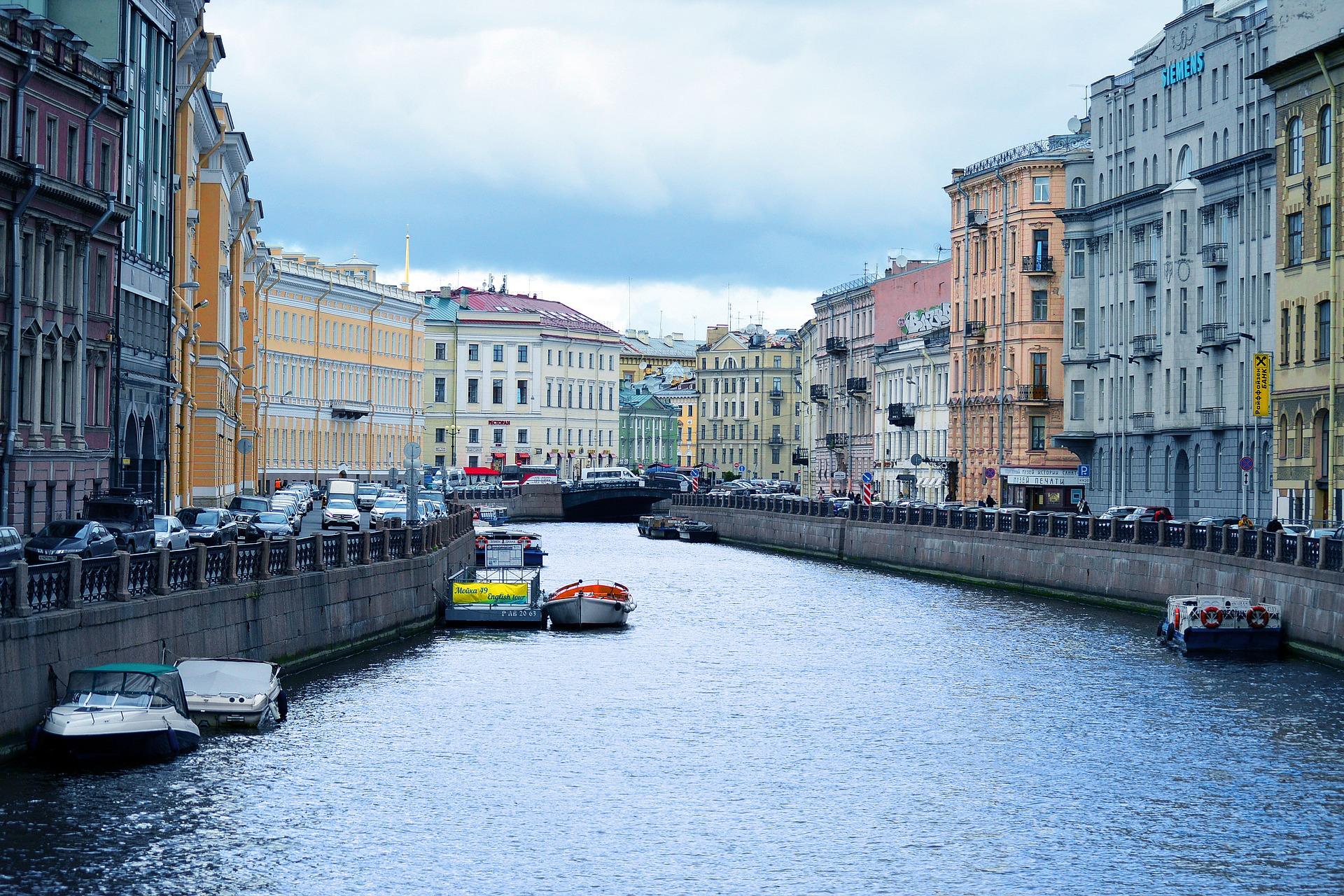 Russie – Croisière standard Moscou – Saint-Pétersbourg (ou inverse)