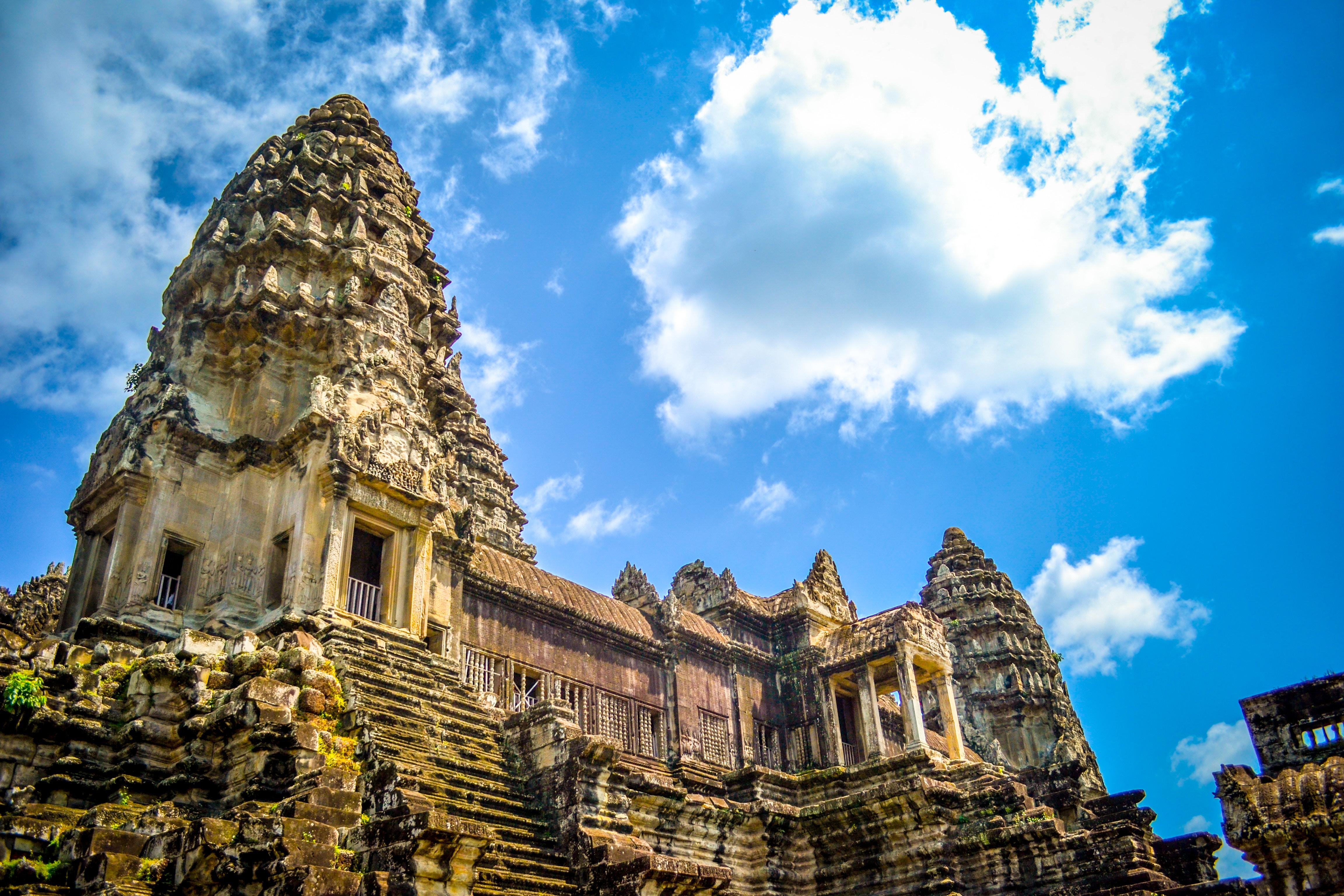 Cambodge : escapade cambodgienne