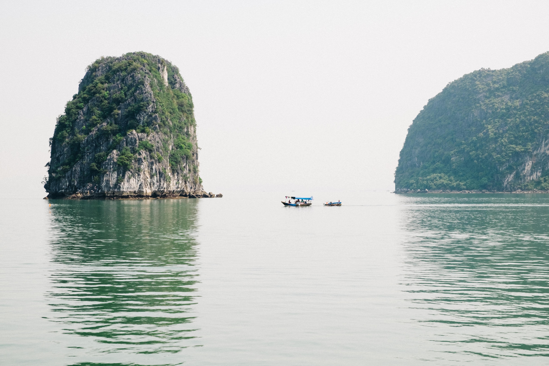 Croisière au Vietnam : au fil du Fleuve Rouge (Hanoï, la baie d'Halong et le Fleuve Rouge)
