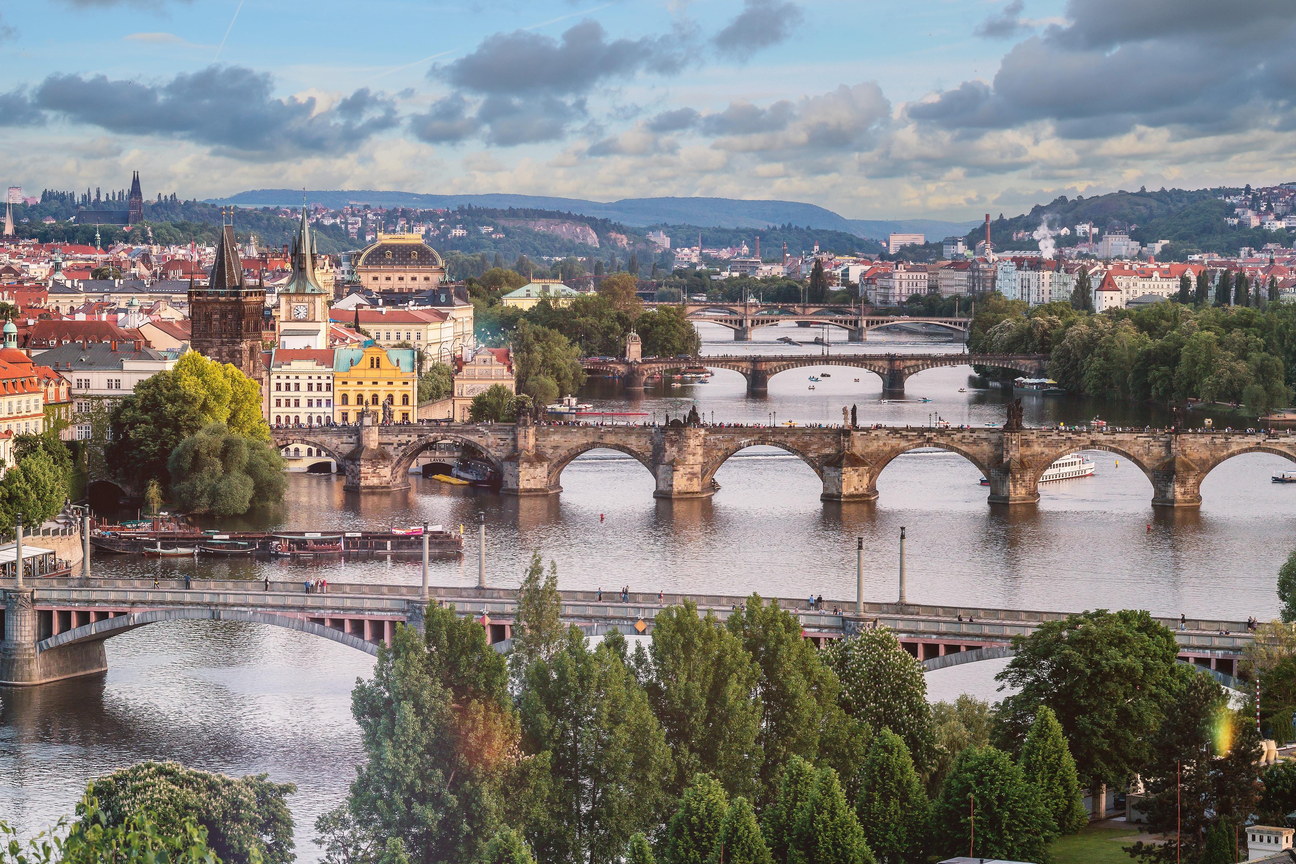 De la ville dorée aux perles impériales (Prague, Budapest, Vienne)