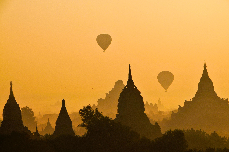 Birmanie – Sur le sable de Birmanie