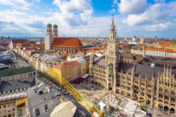 Autotour de Munich à Innsbruck