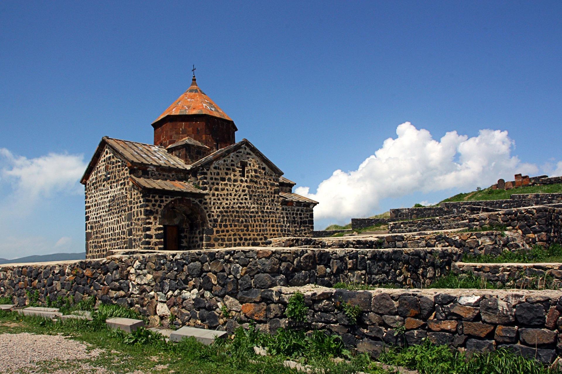 Arménie authentique : peuple, culture, nature, arts et traditions