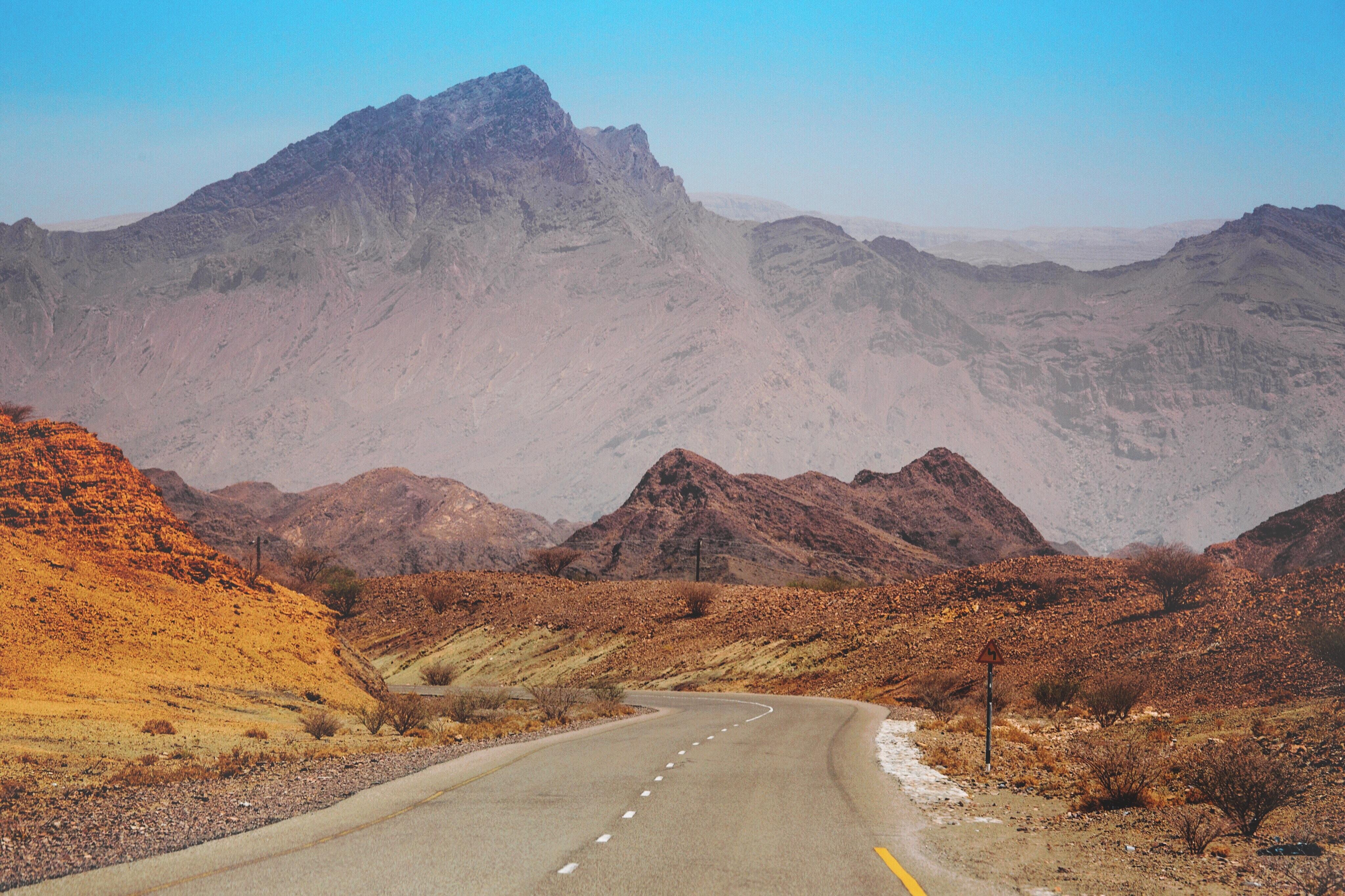 Oman/Emirats : l'ancienne côte des pirates