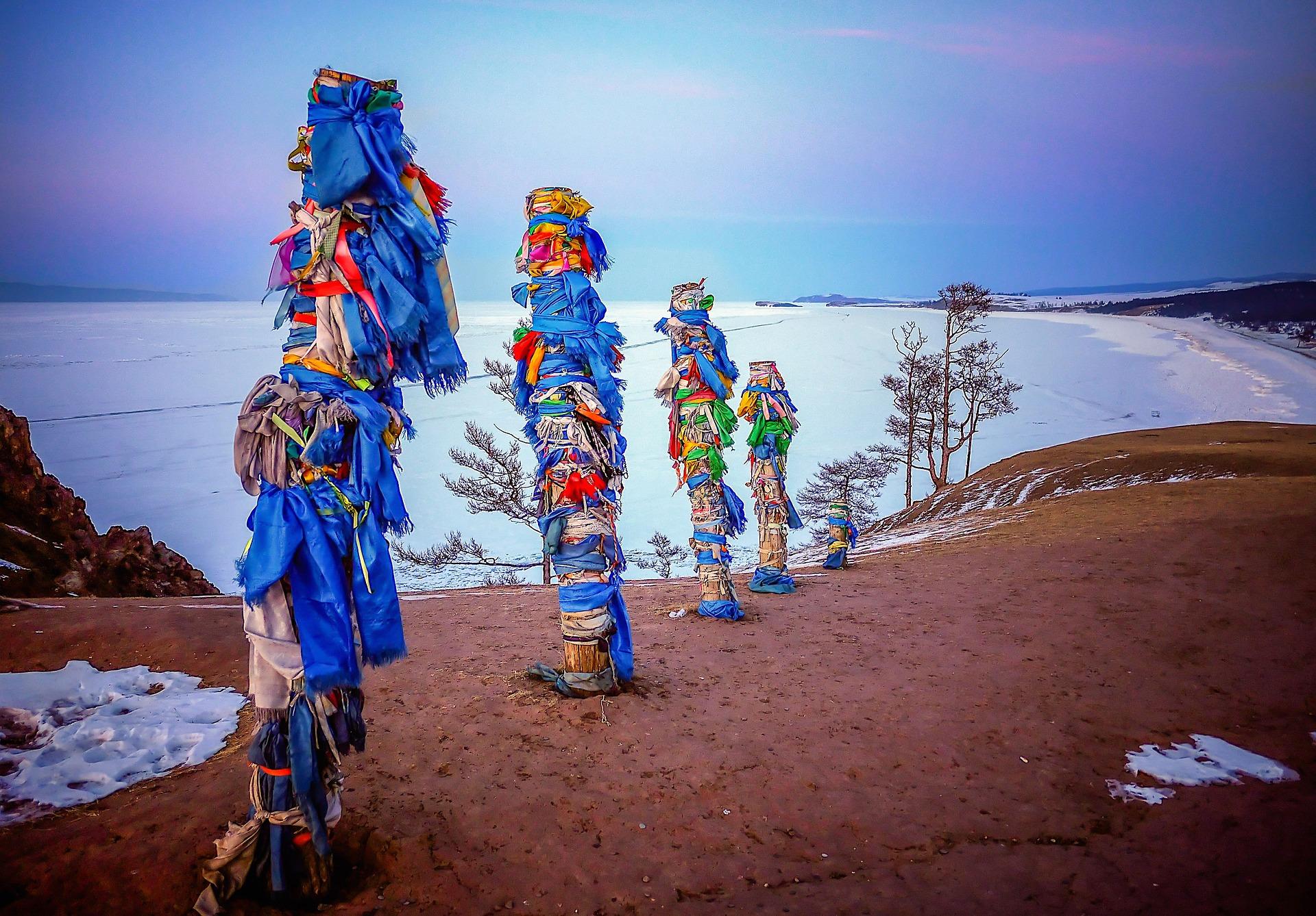 Russie : voyage chamanique au Lac Baïkal 2018
