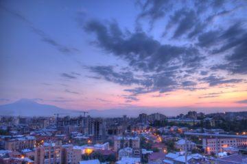Erevan Arménie agence de voyages phileas frog paris 17