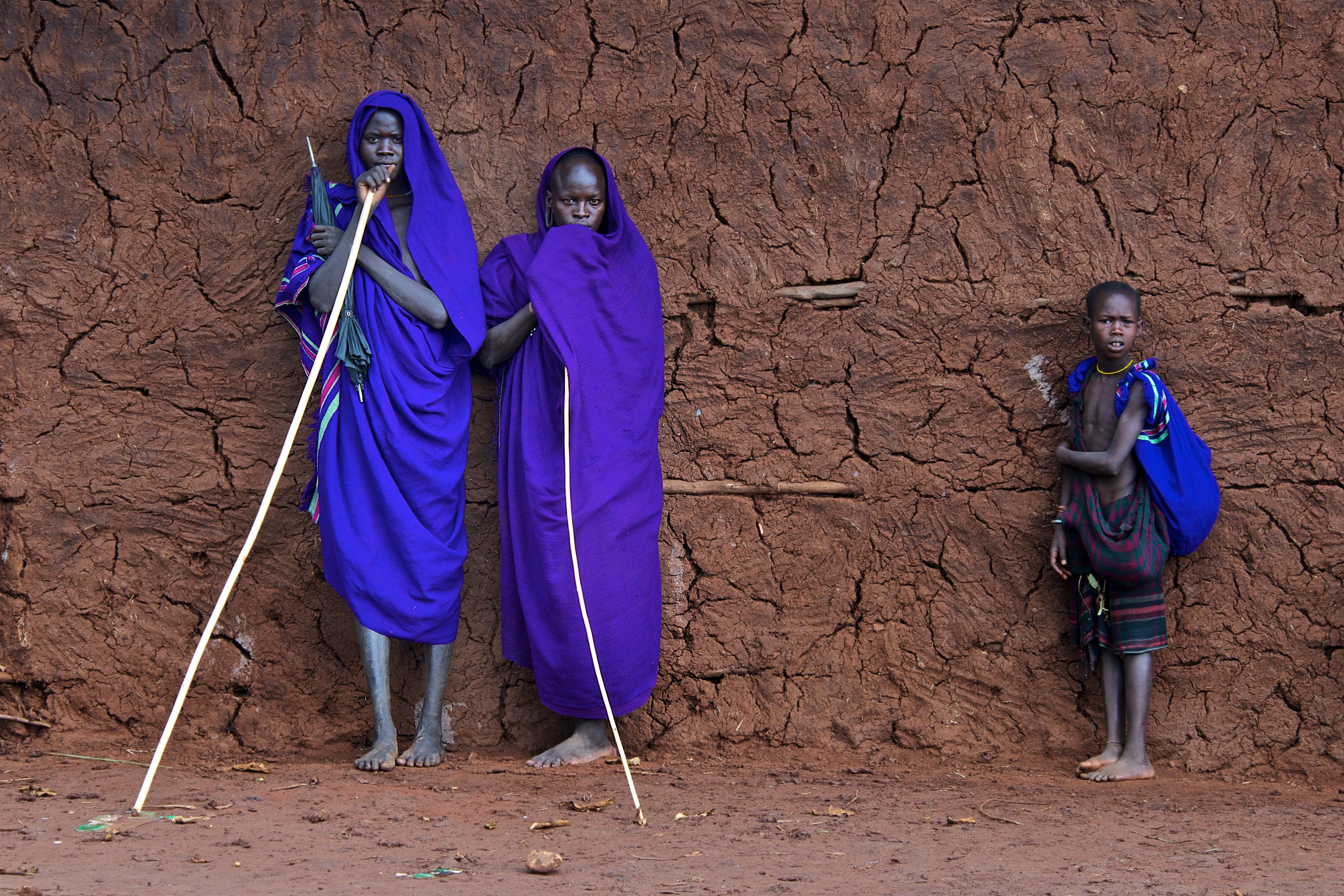 Soudan : royaumes antiques et déserts de Nubie