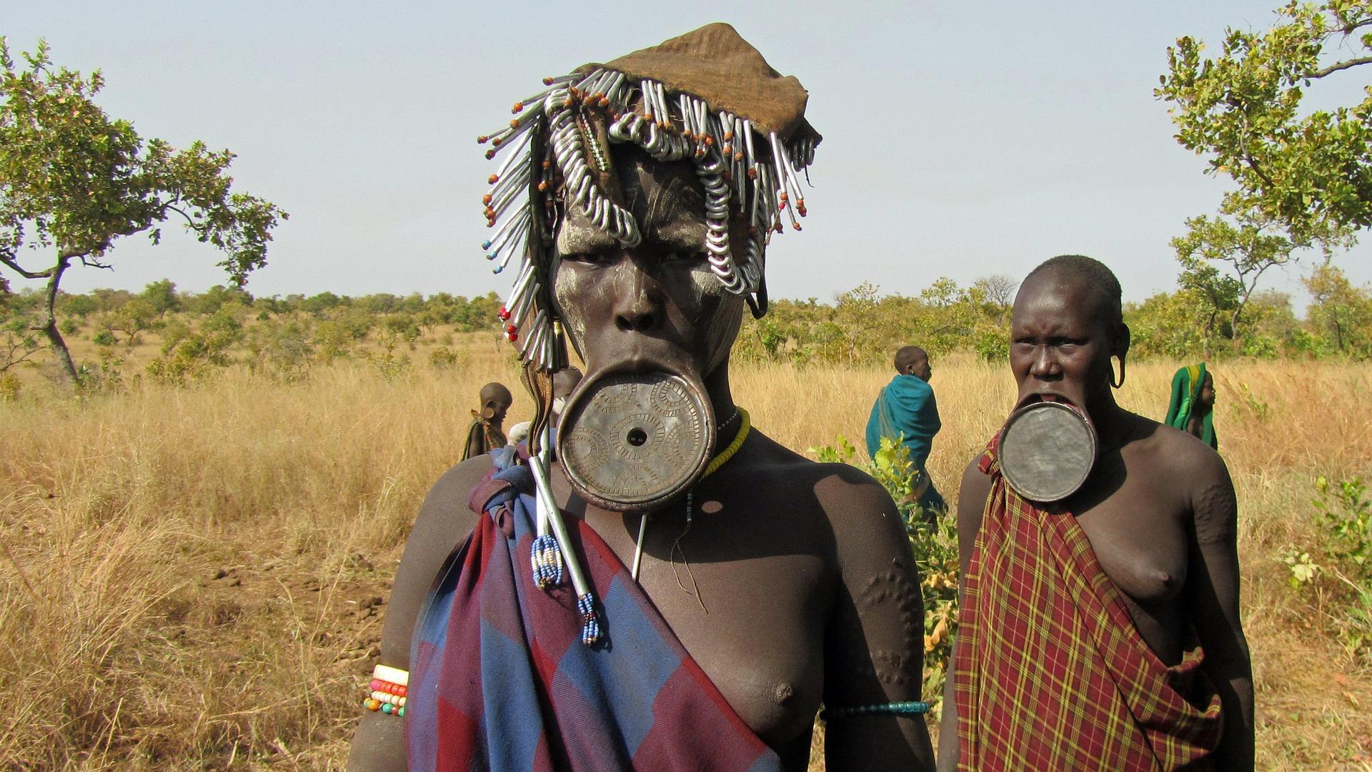 Éthiopie : la vallée de l'Omo