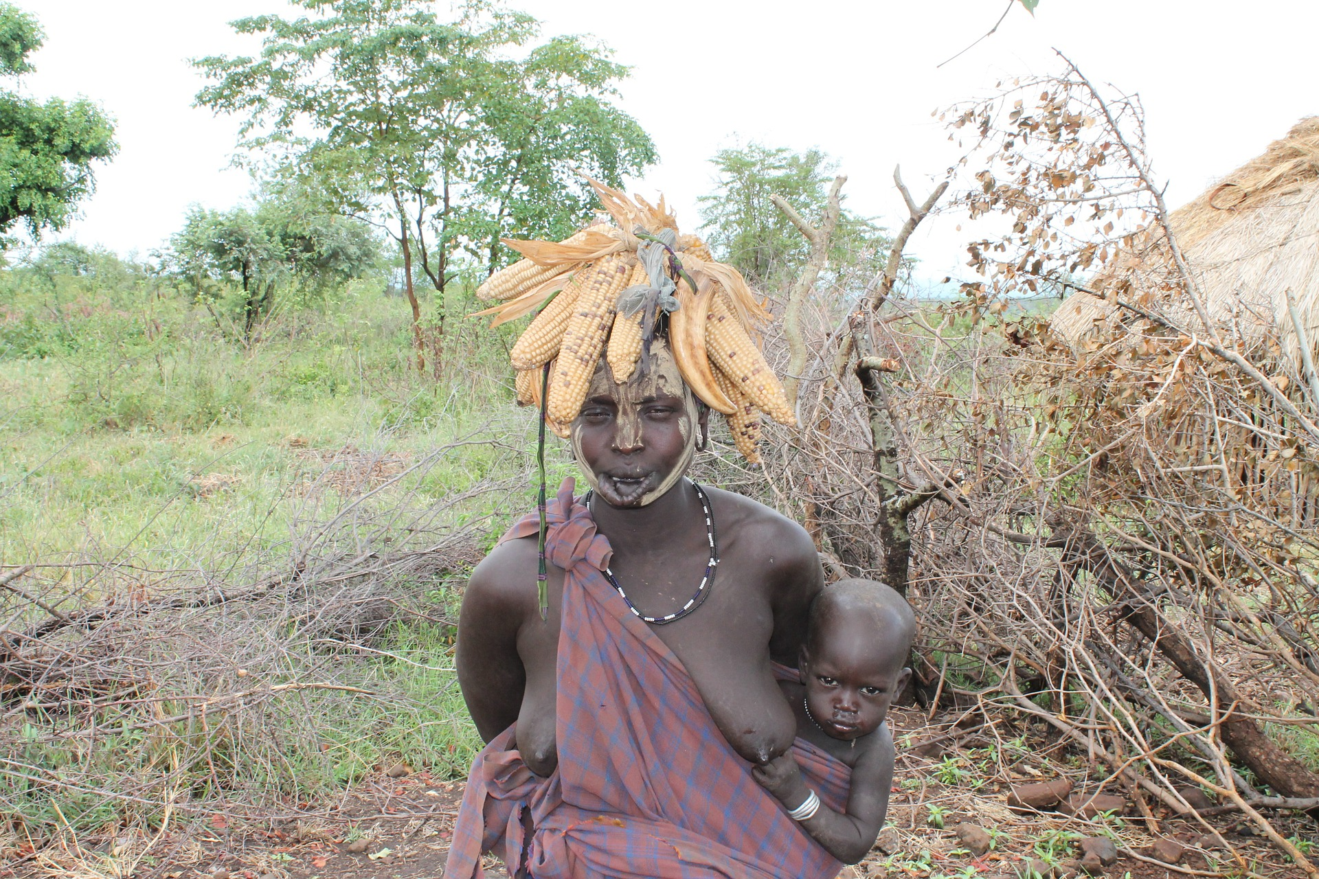 Éthiopie : les tribus de l'Omo