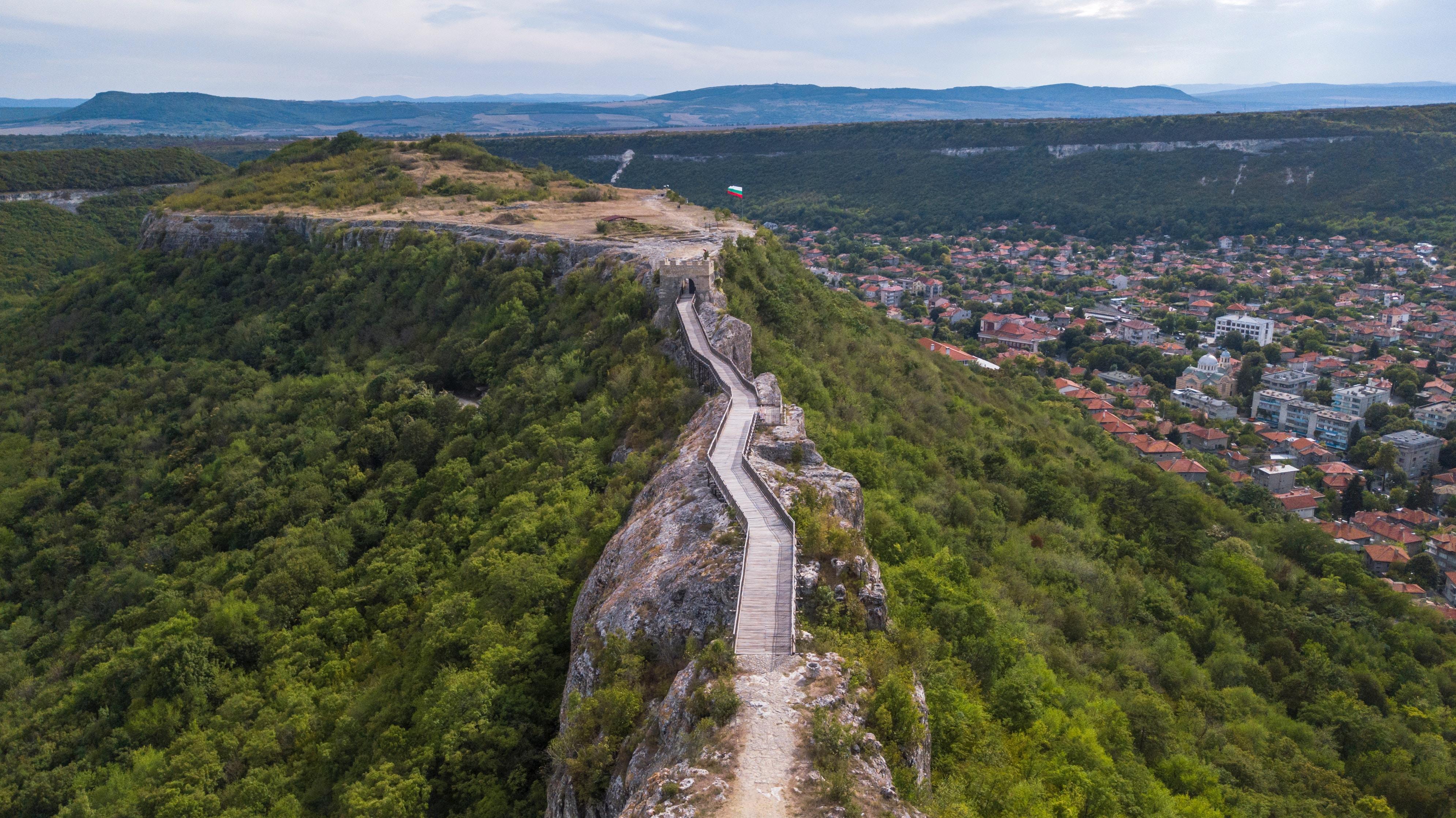 Circuit en Bulgarie N°2