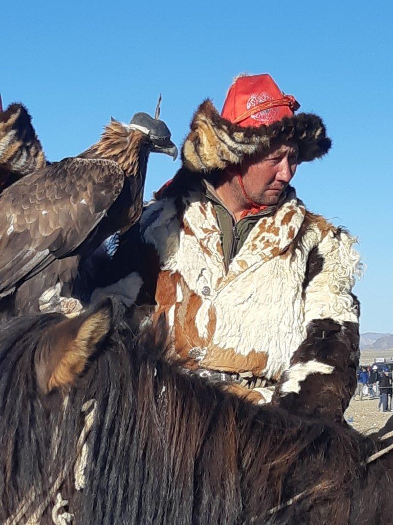 Mongolie : Altaï en été, Nadam et/ou fête des Aigles