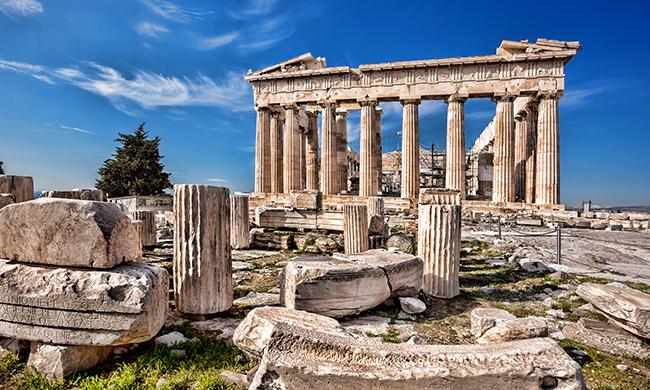 Grèce : Regard Hellenique