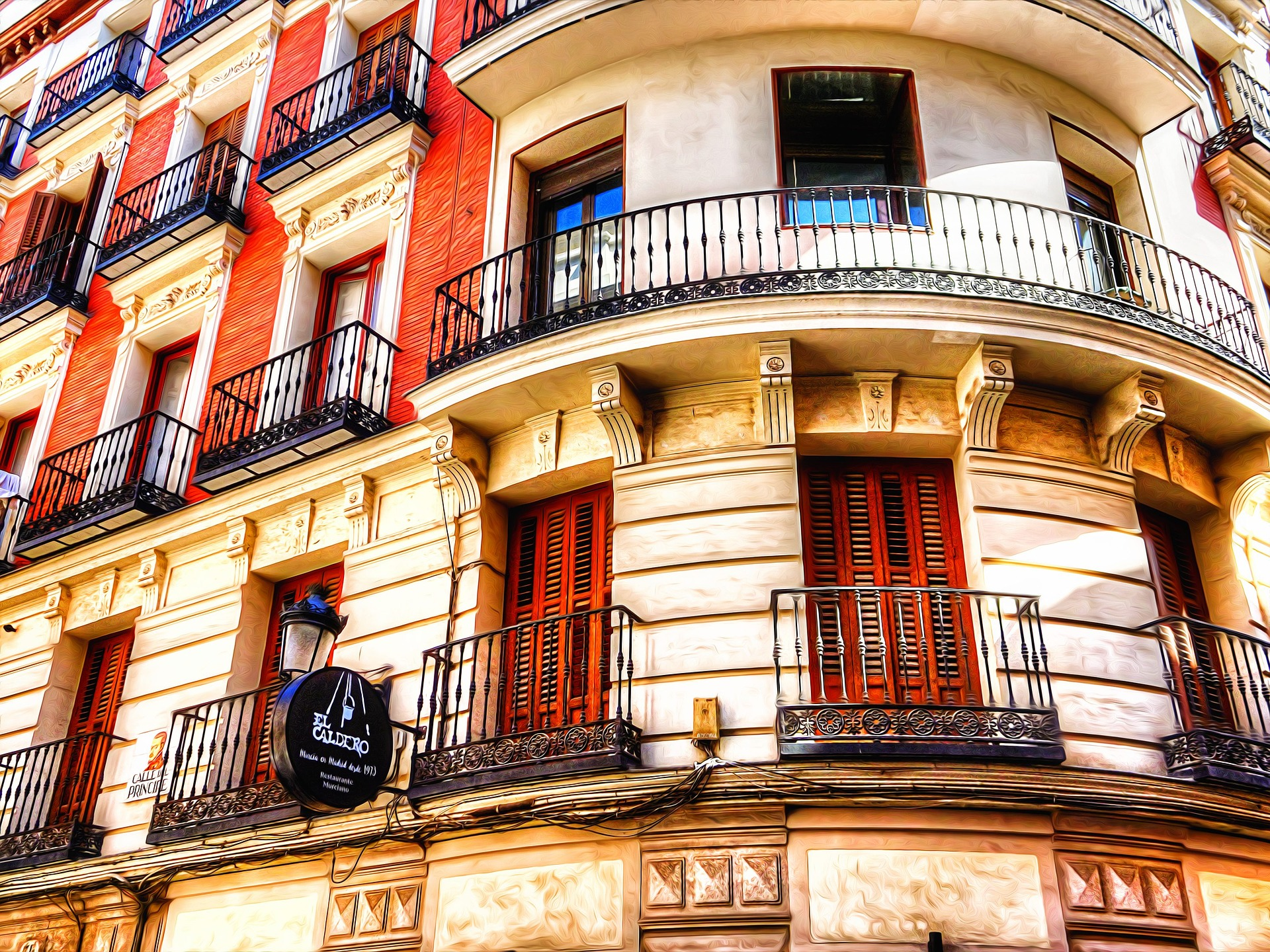 Madrid et la castille phileas frog Miss sixty madrid
