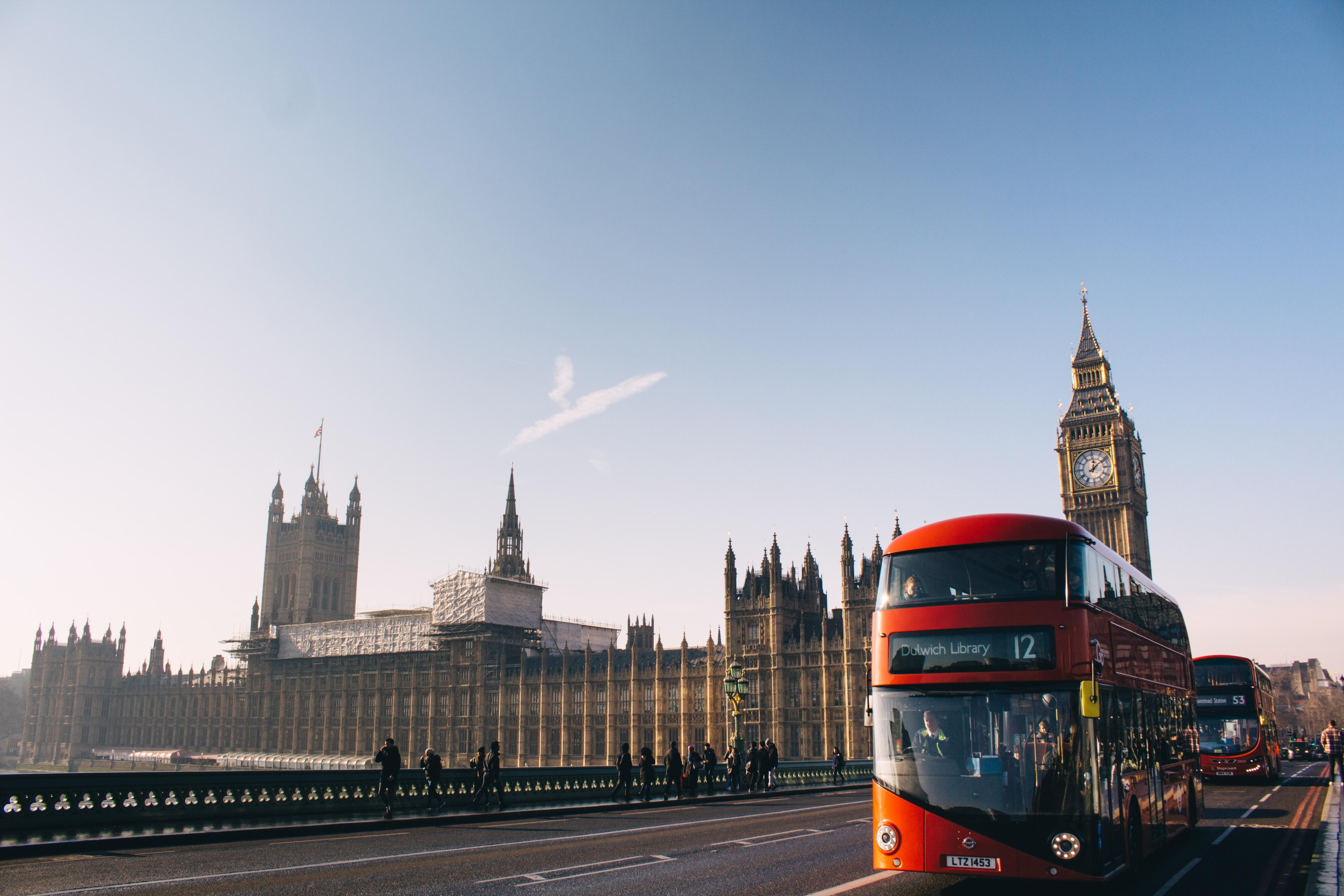Londres bus grande bretagne agence de voyages phileas frog - Office tourisme grande bretagne paris ...